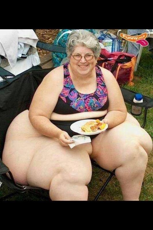 фото жирных бабок